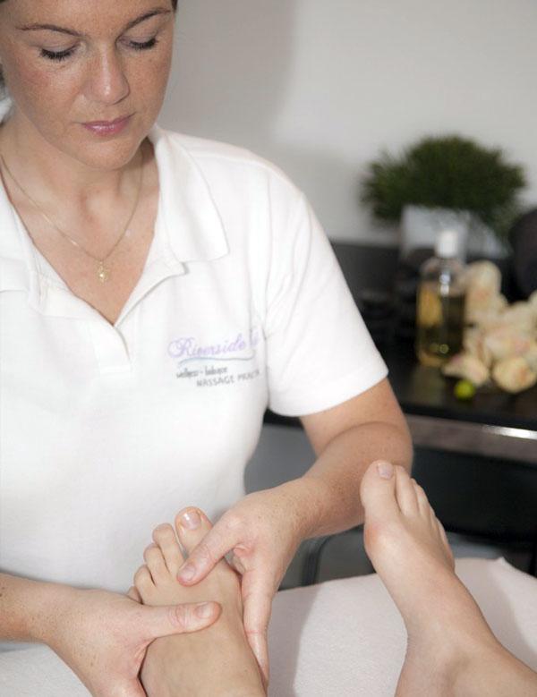 Riverside Ki, voetreflexmassage, voetmassage, voeten masseren, voetreflexmassage weesp