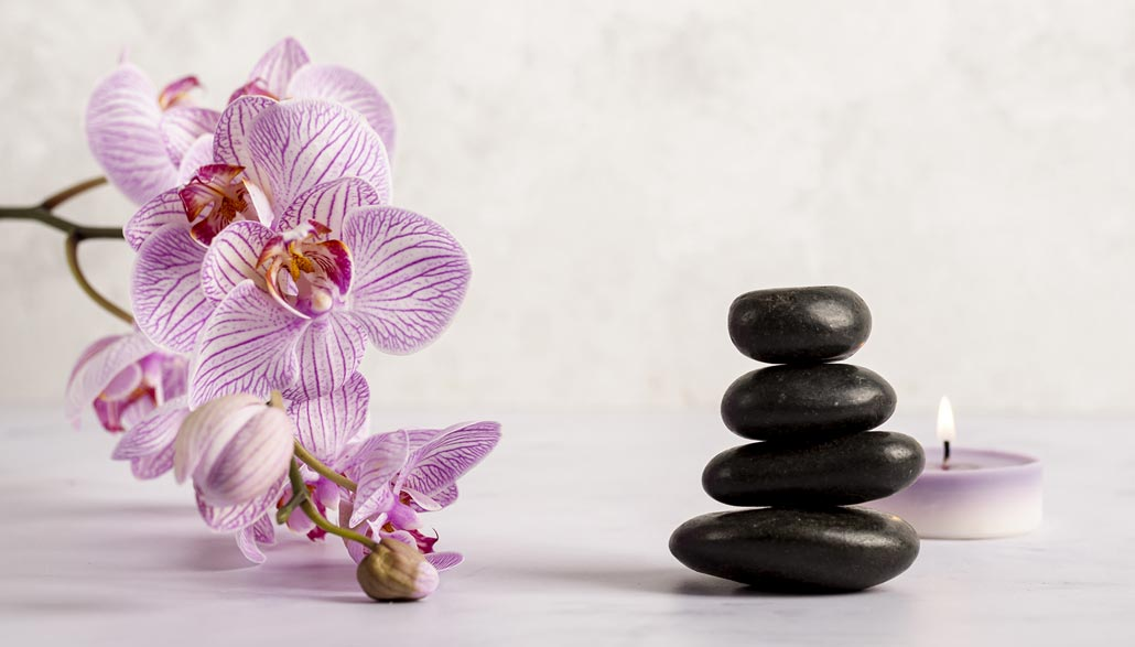 Hotstone Massage, hotstone behandeling